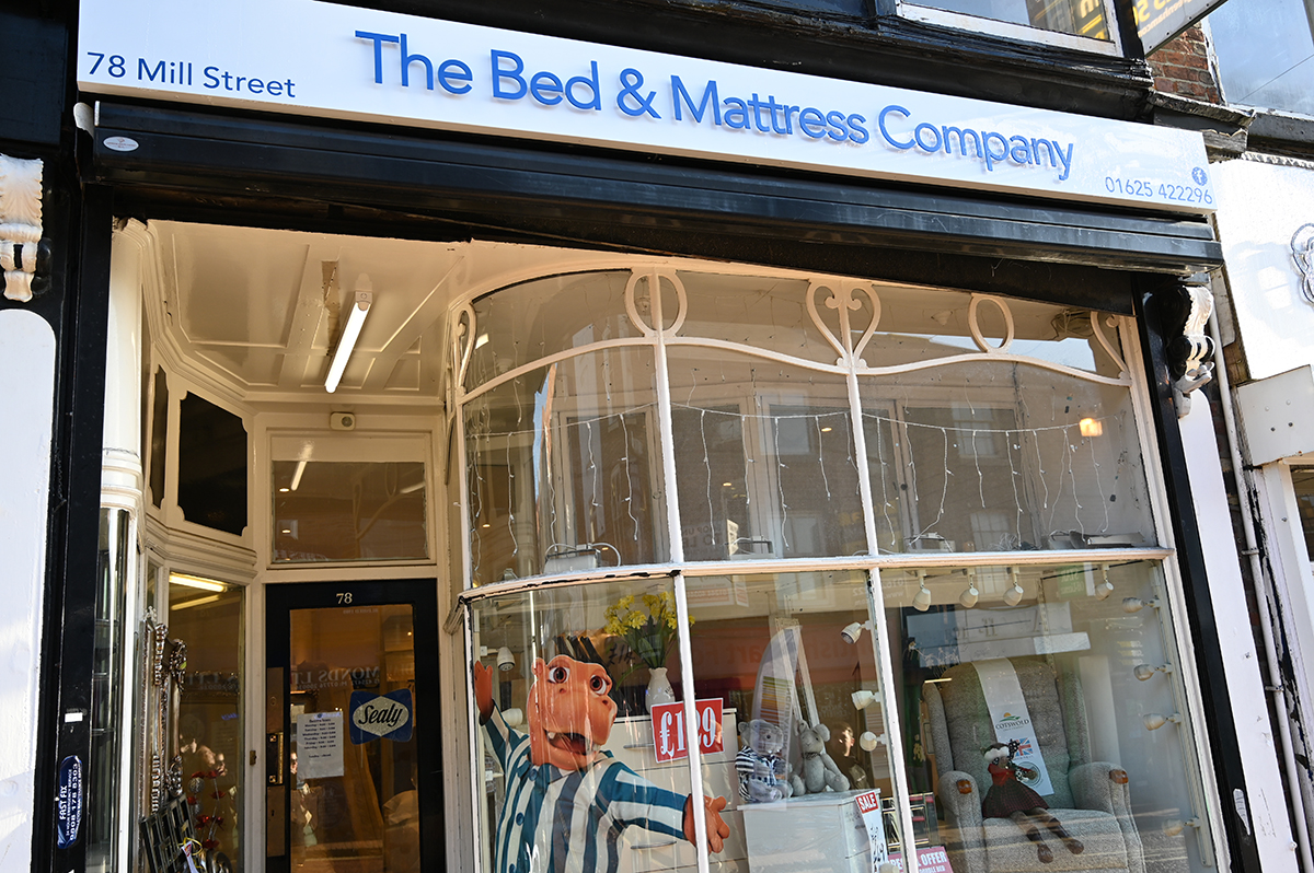 bed and mattress macclesfield