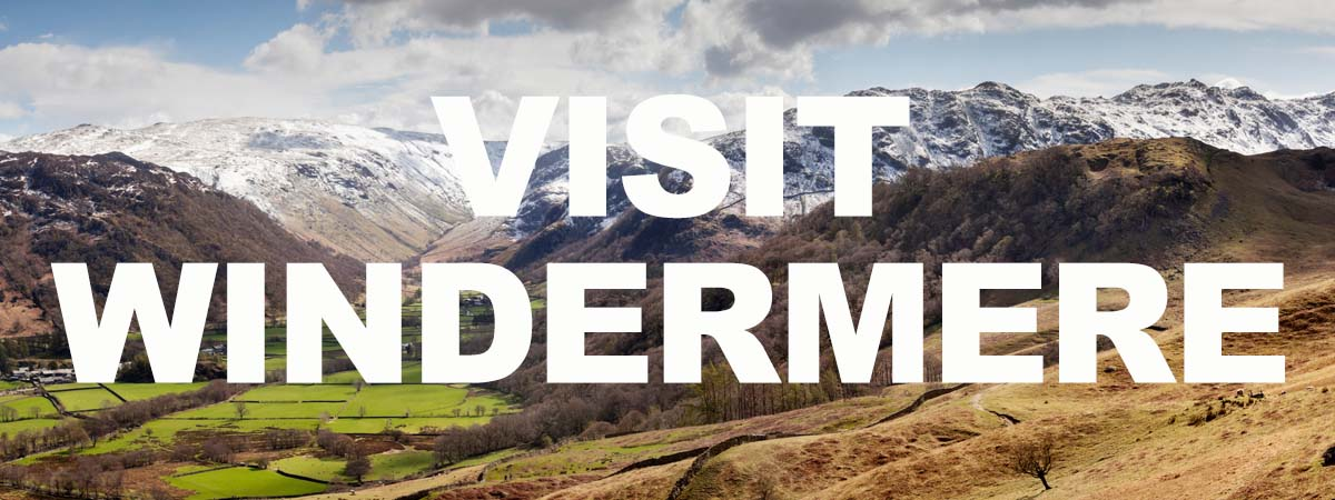 Visit Windermere Advert